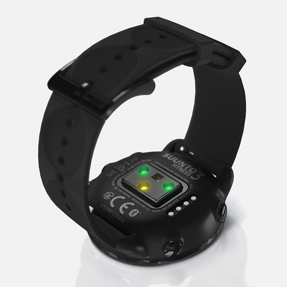 Suunto Fitness 3 All Black Watch