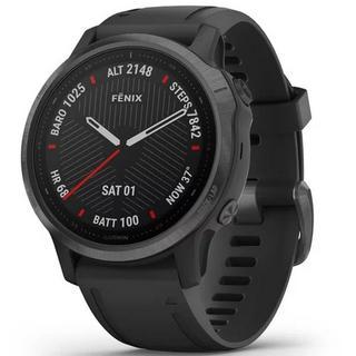 GPS Watch Fenix 6S Pro Black/Black Band