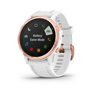 GPS Watch Fenix 6S Pro Rose Gold/White Band