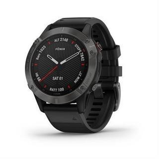 GPS Fenix 6 Sapphire Watch - Grey