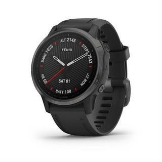 GPS Watch Fenix 6S Sapphire Carbon Grey/Black Band