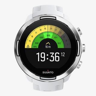 GPS Watch 9 Baro White