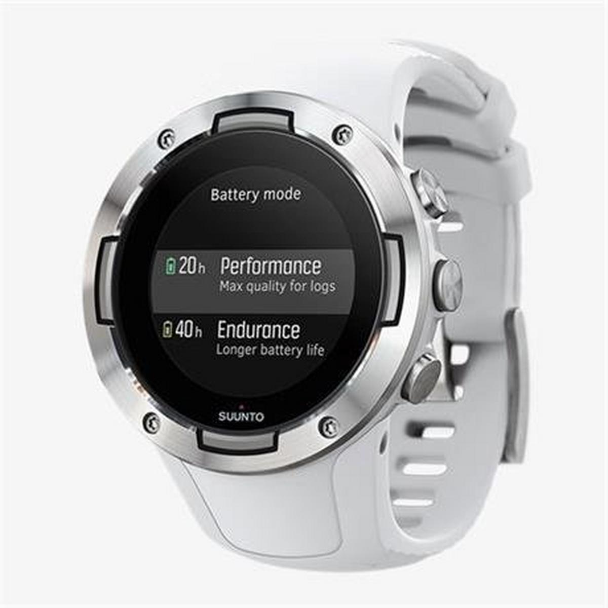 Suunto GPS Watch 5 White