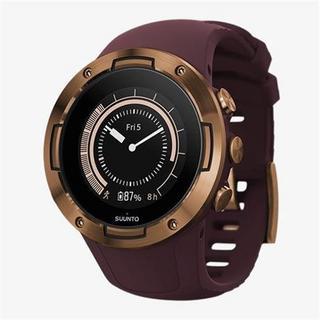 GPS Watch 5 Burgundy Copper