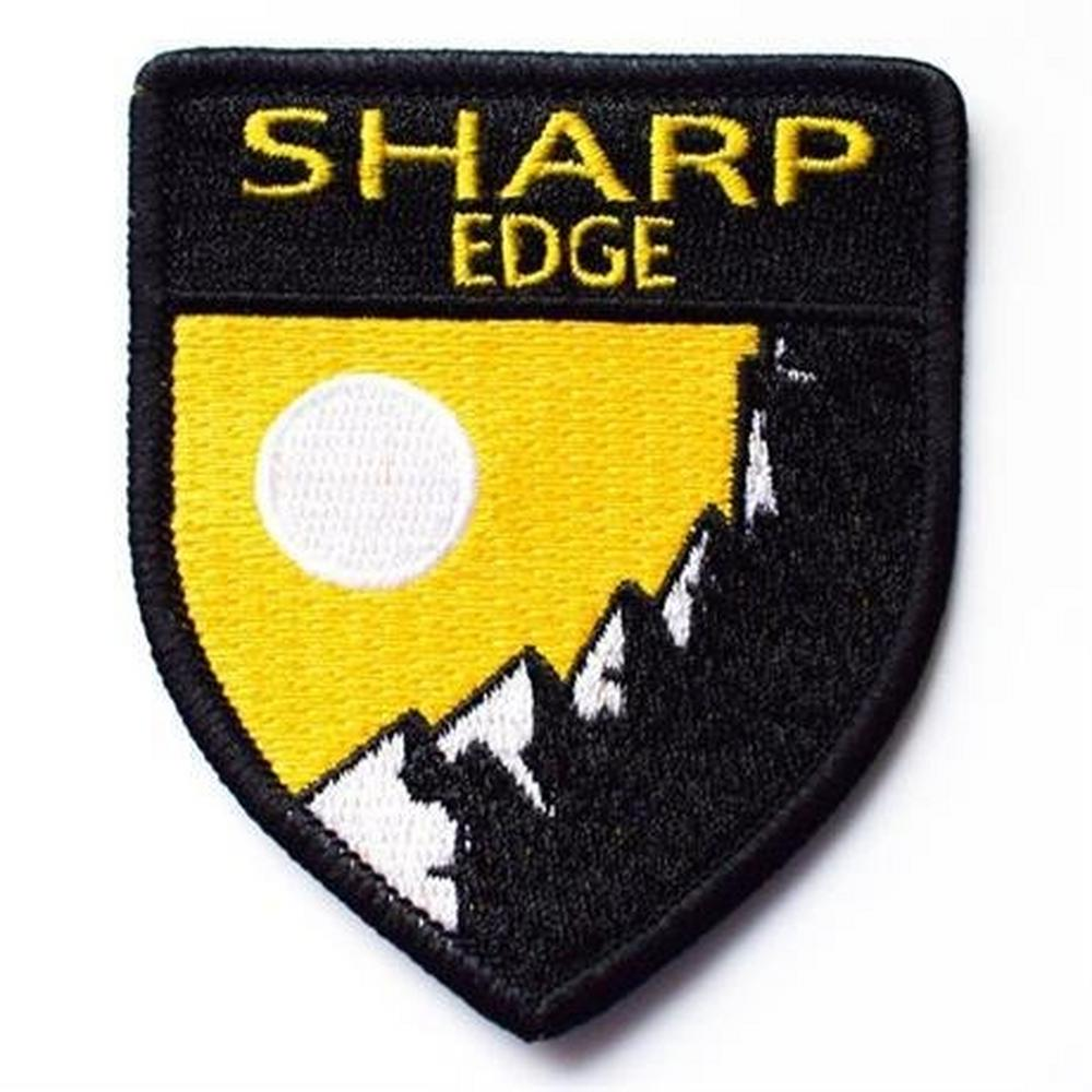 Conquer Lake District Patch - Sharp Edge