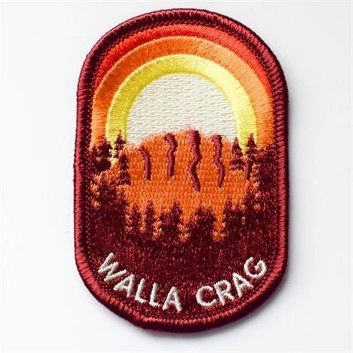Conquer Lake District Patch - Walla Crag