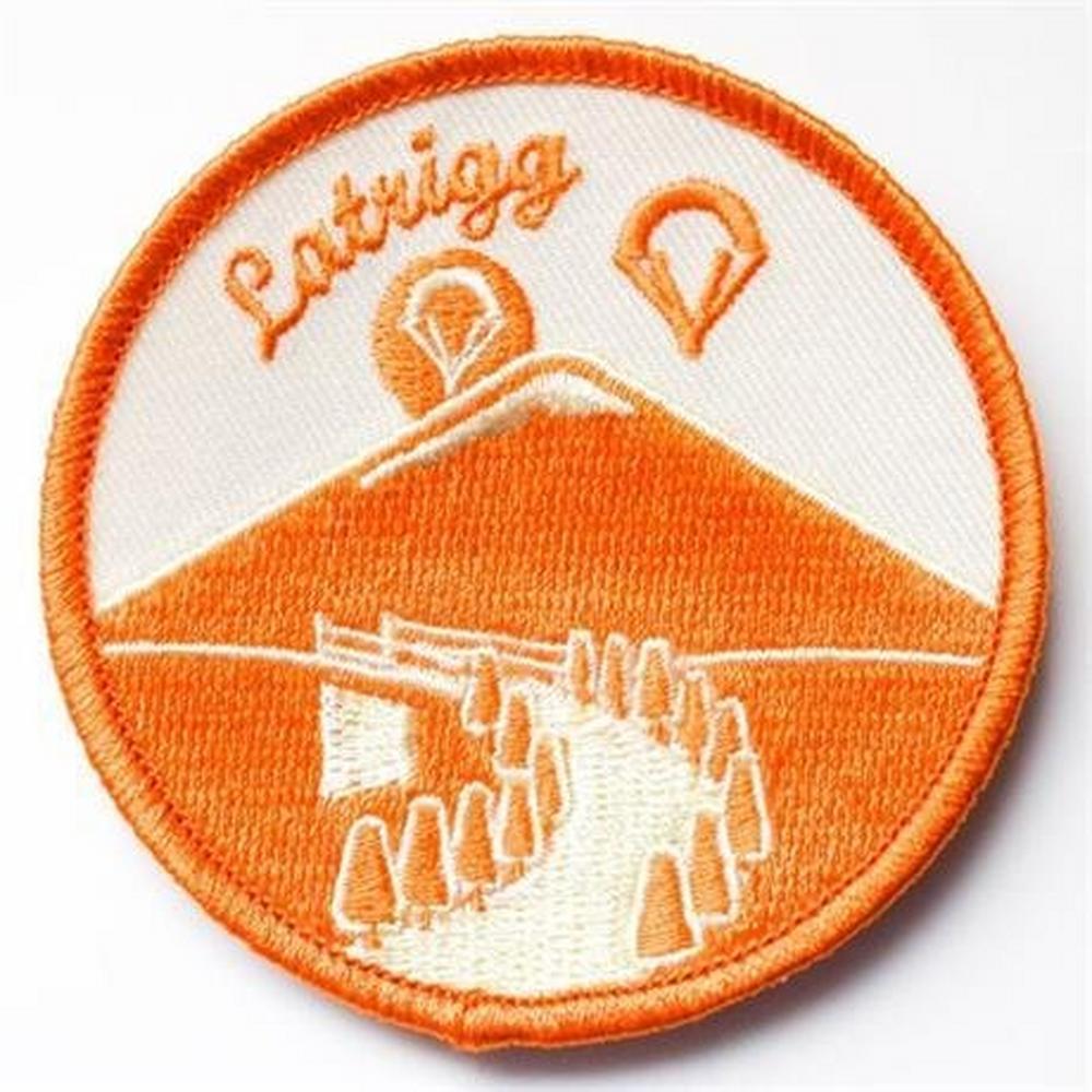 Conquer Lake District Patch - Latrigg