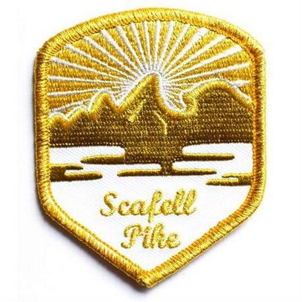 Conquer Lake District Patch - Scafell Pike