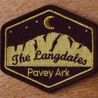 Patch - Pavey Ark (The Langdales)