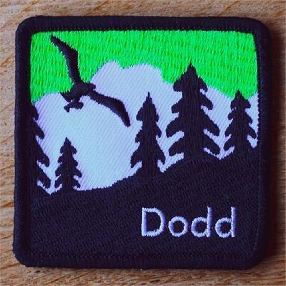 Conquer Lake District Patch - Dodd