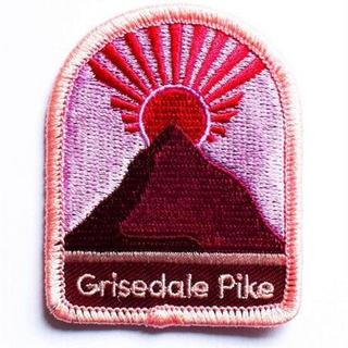 Patch - Grisedale Pike