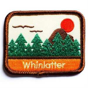 Patch - Whinlatter