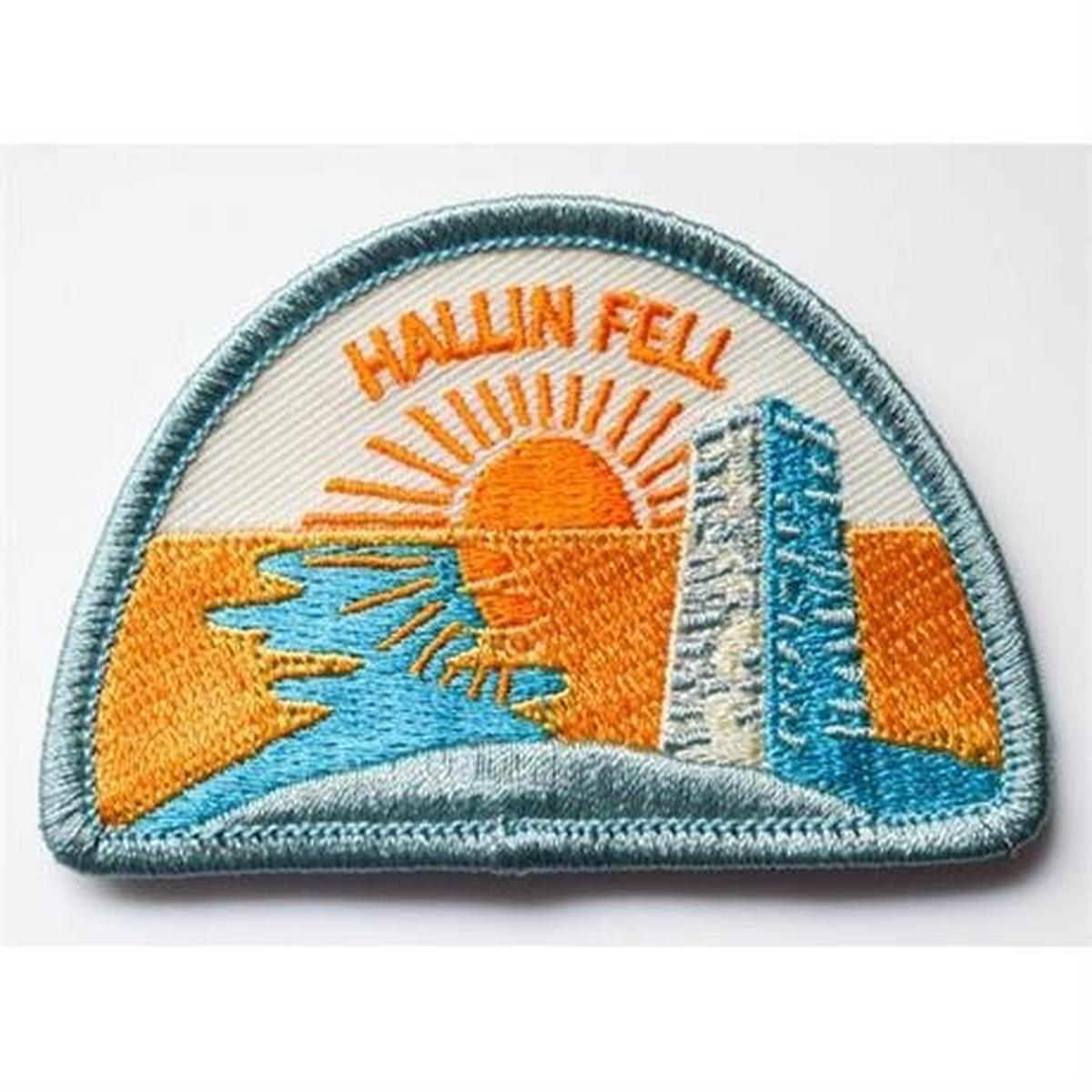 Conquer Lake District Patch - Hallin Fell