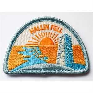 Patch - Hallin Fell