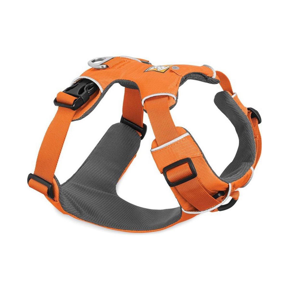 Ruffwear Front Range Harness Orange Poppy
