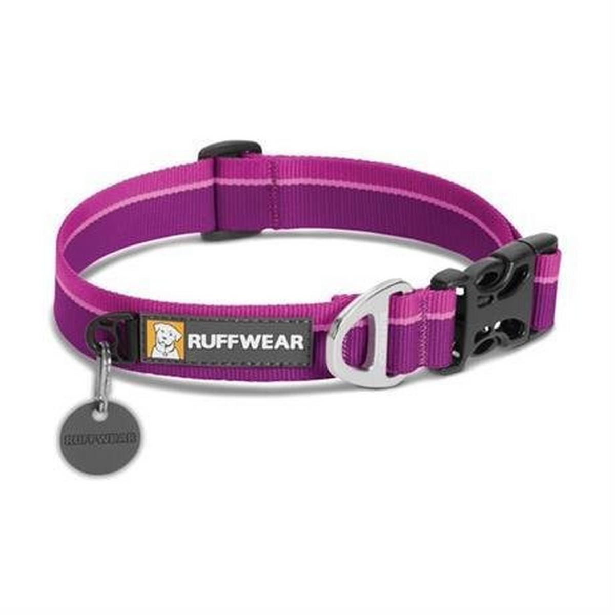 Ruffwear Hoopie Collar Purple Dusk