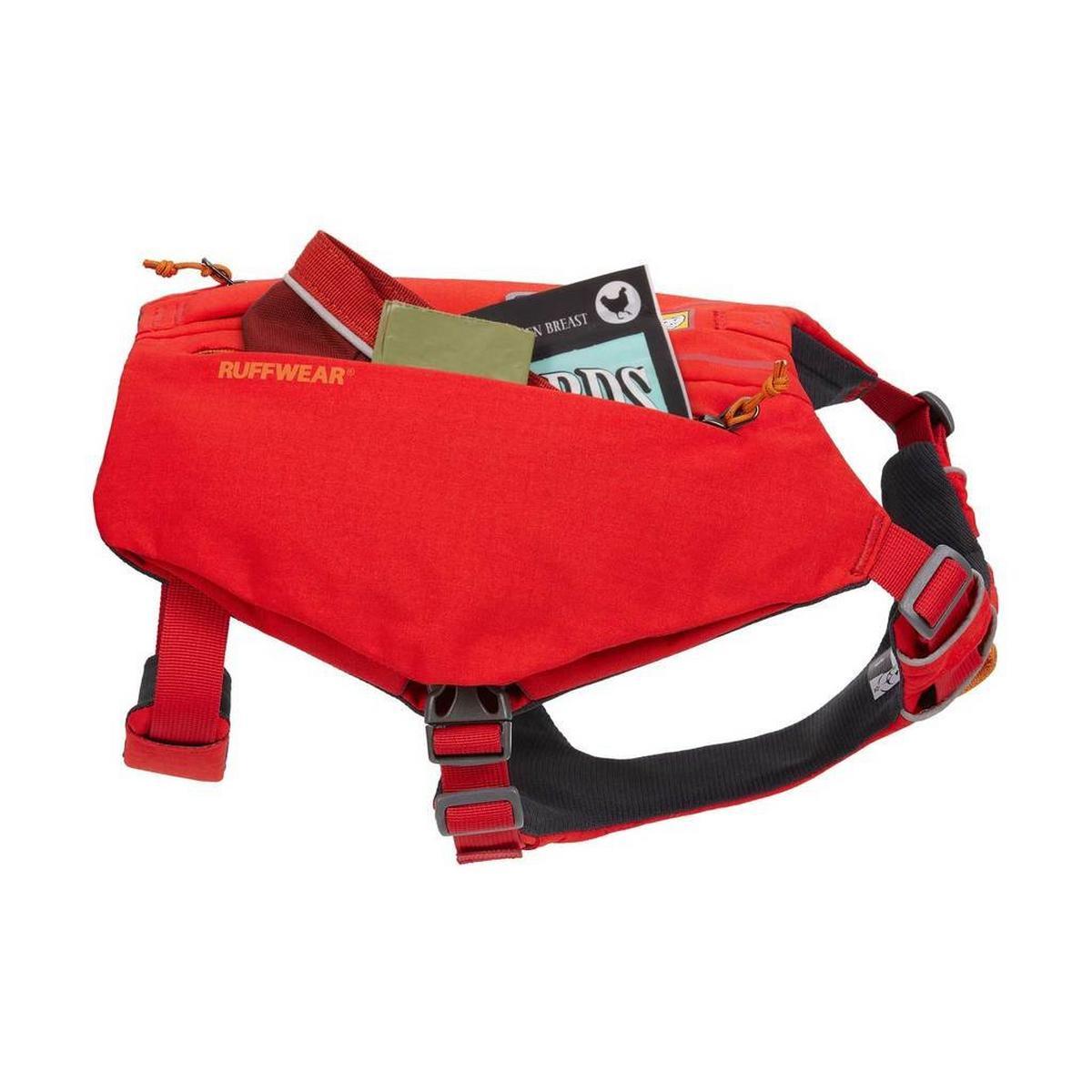 Ruffwear Switchbak Harness - Red Sumac