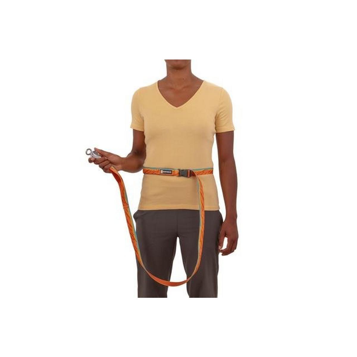 Ruffwear Flat Out Adjustable Dog Leash - Fall Mountains