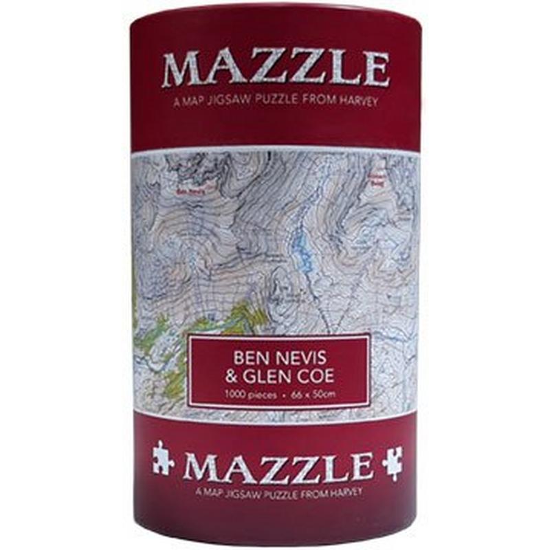 Mazzle Ben Nevis & Glen Coe