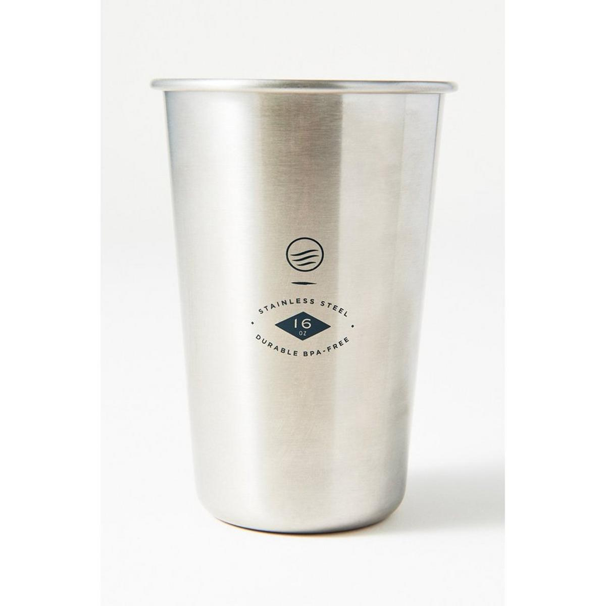 United By Blue Preserve & Protect 16oz Steel Tumbler