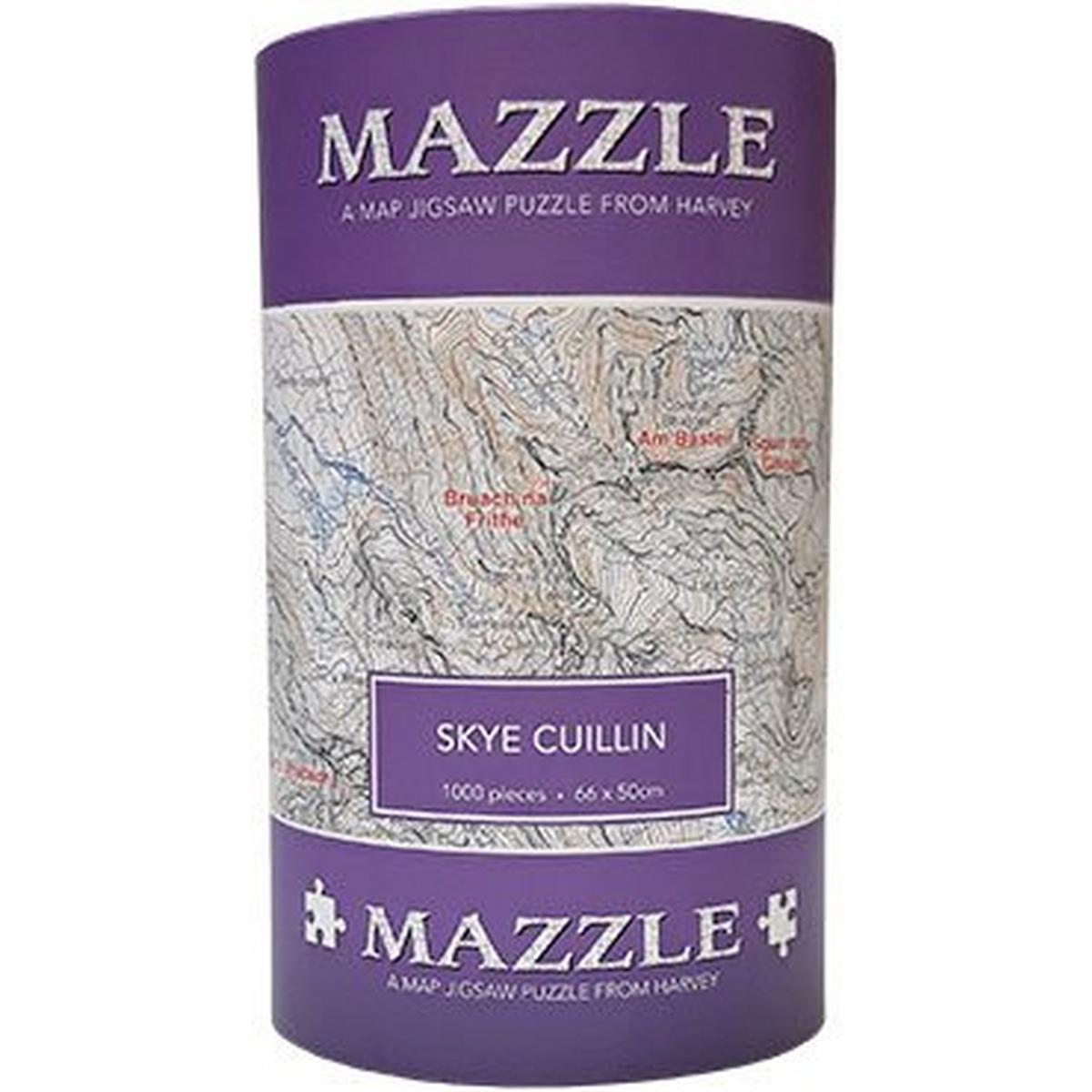 Harveys Mazzle Skye The Cuillin