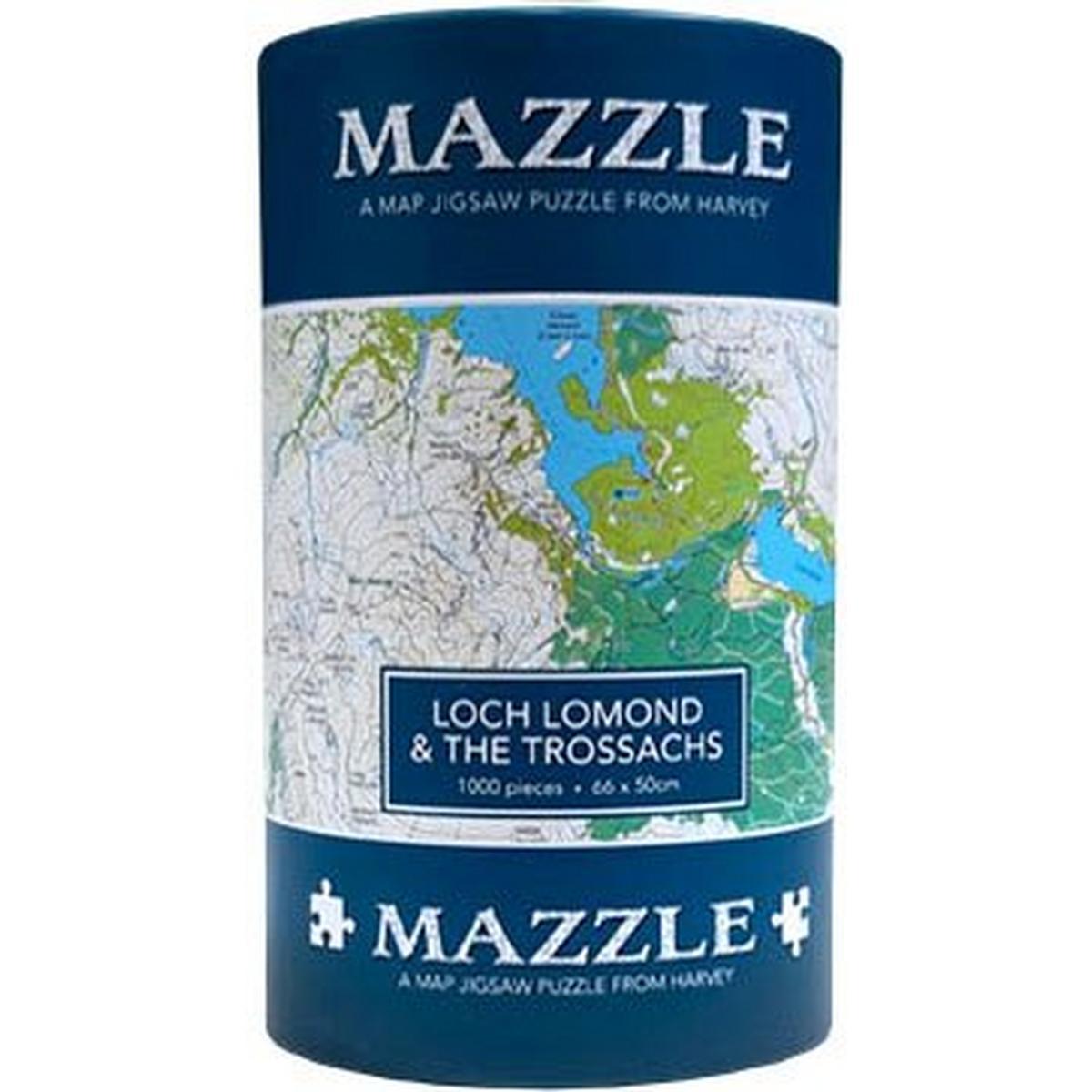 Harveys Mazzle - Loch Lomond & The Trossachs