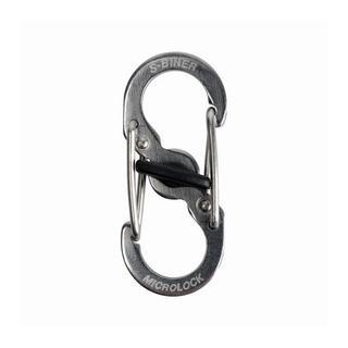 S-Biner Microlock Stainless Steel 2Pack