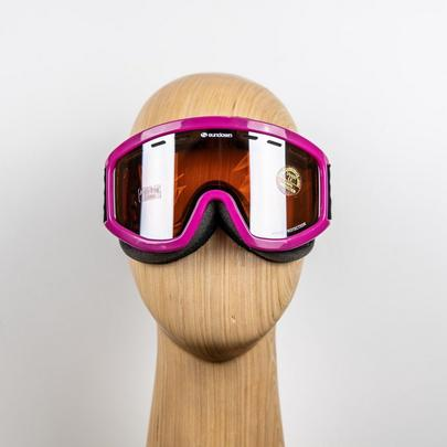 Sundown Kids' Rush Goggle - Pink