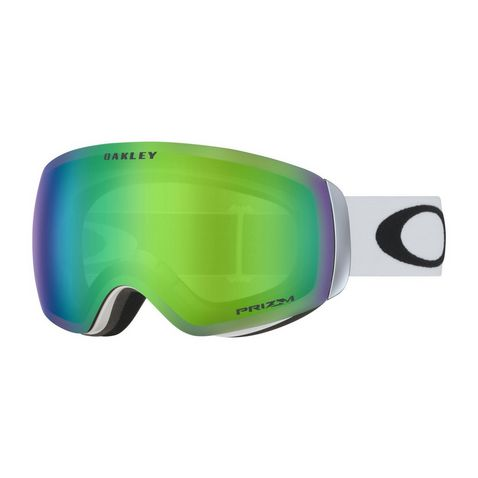 96f0afcaa0 White Oakley Flight Deck XM Jade Ski Goggle