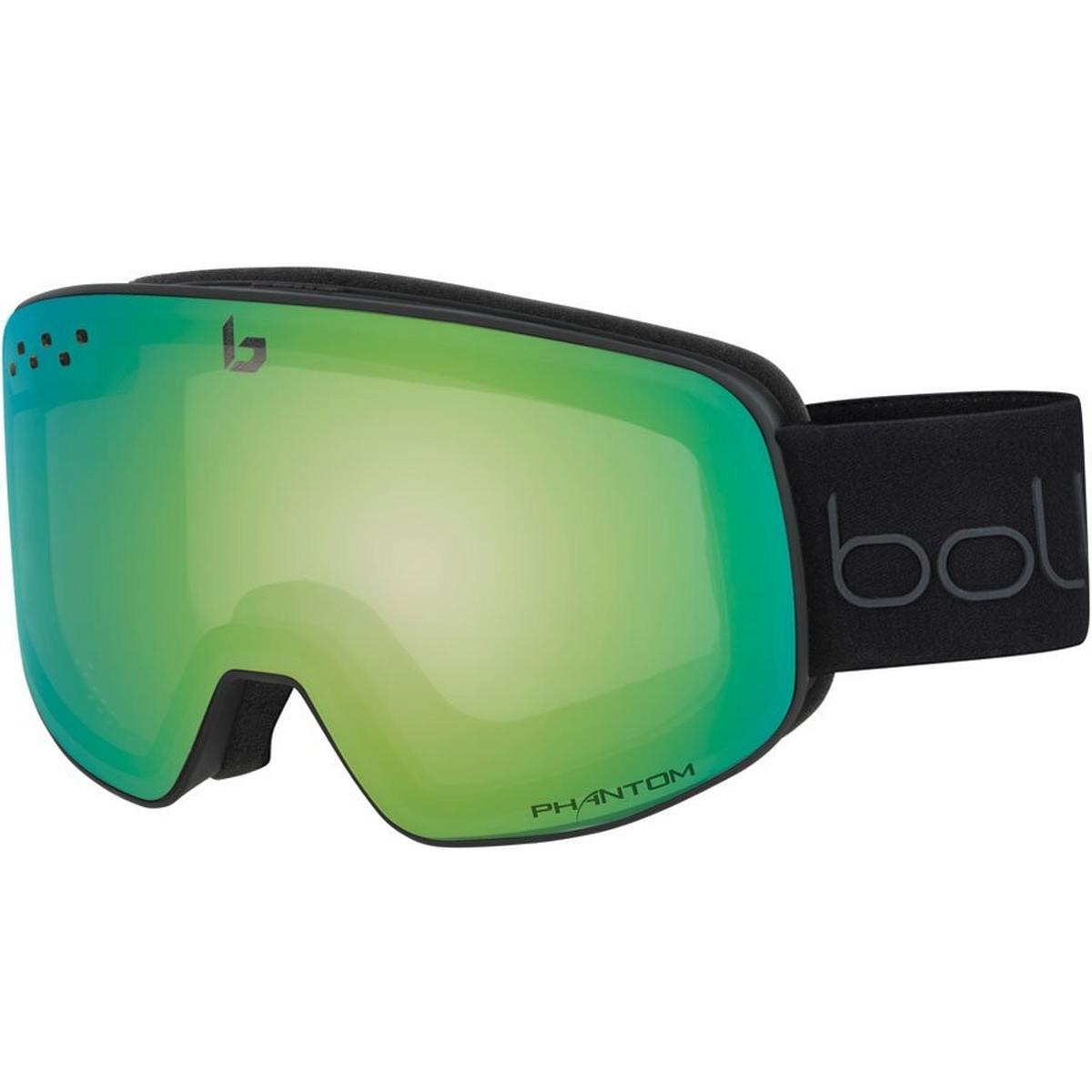 Bolle Men's Nevada Phantom Green Goggles