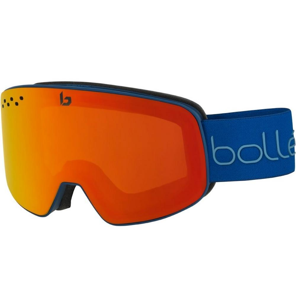 Bolle Nevada Goggle - Blue Red Diagonal Matte