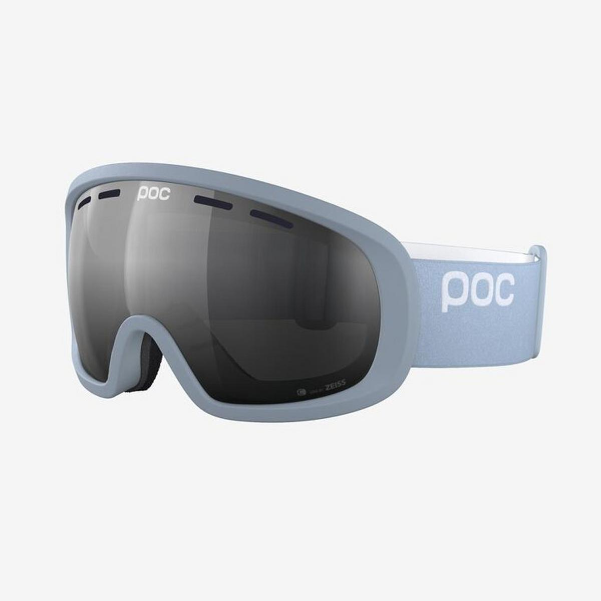 Poc Ski Goggles Fovea Mid Cat 2 Dark Kyanite Blue