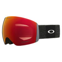 Unisex Flight Deck Snow Goggles - Black