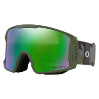 Unisex Line Miner Snow Goggles - Grey