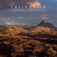 Wild Places 2019 Calendar
