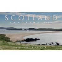 Scotland Panorama 2021 Calendar
