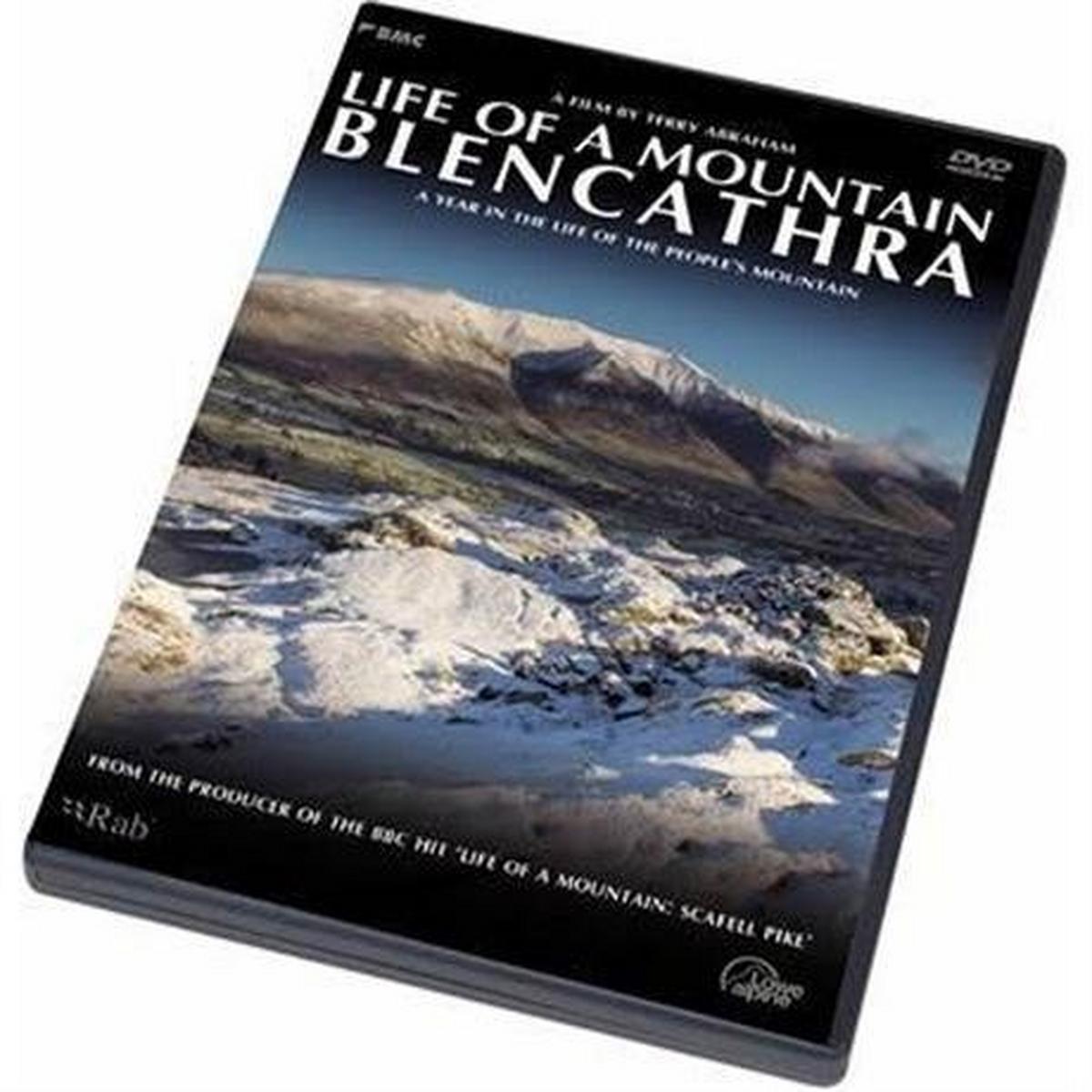 Miscellaneous DVD: Life of a Mountain - Blencathra - Terry Abraham