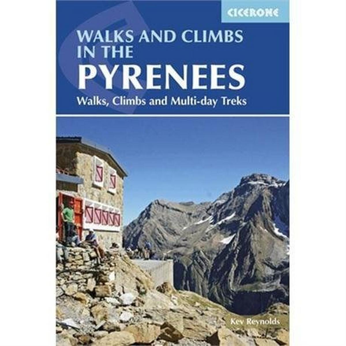 Cicerone Guide Book: Walks & Climbs in the Pyrenees