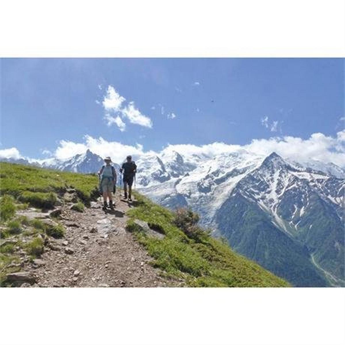 Cicerone Guide Book: Mont Blanc Walks
