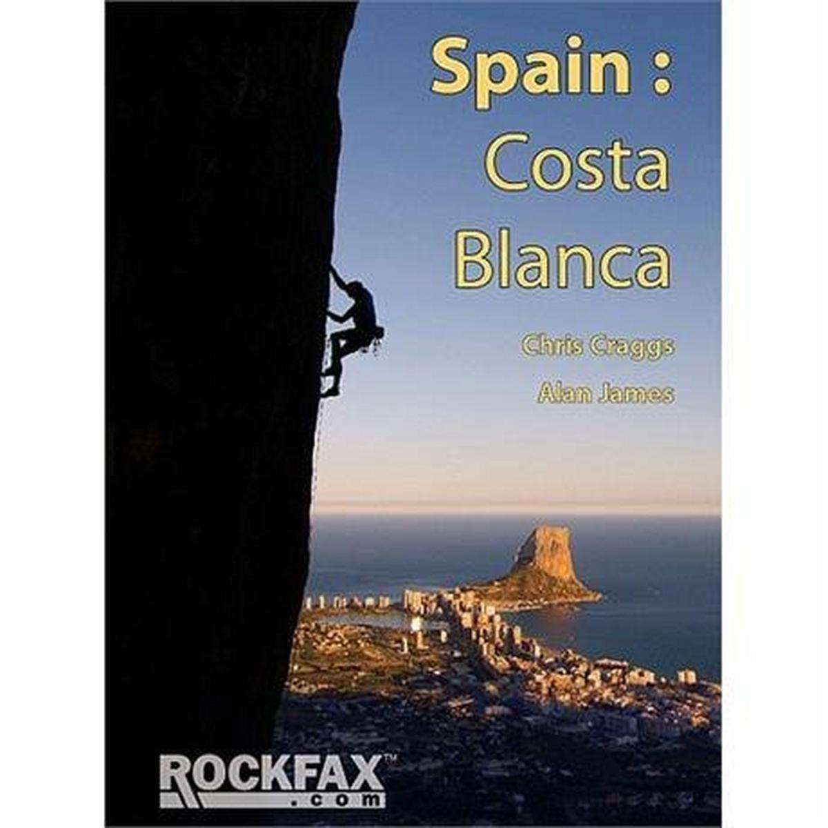 Cordee Rockfax Climbing Guide Book: Costa Blanca
