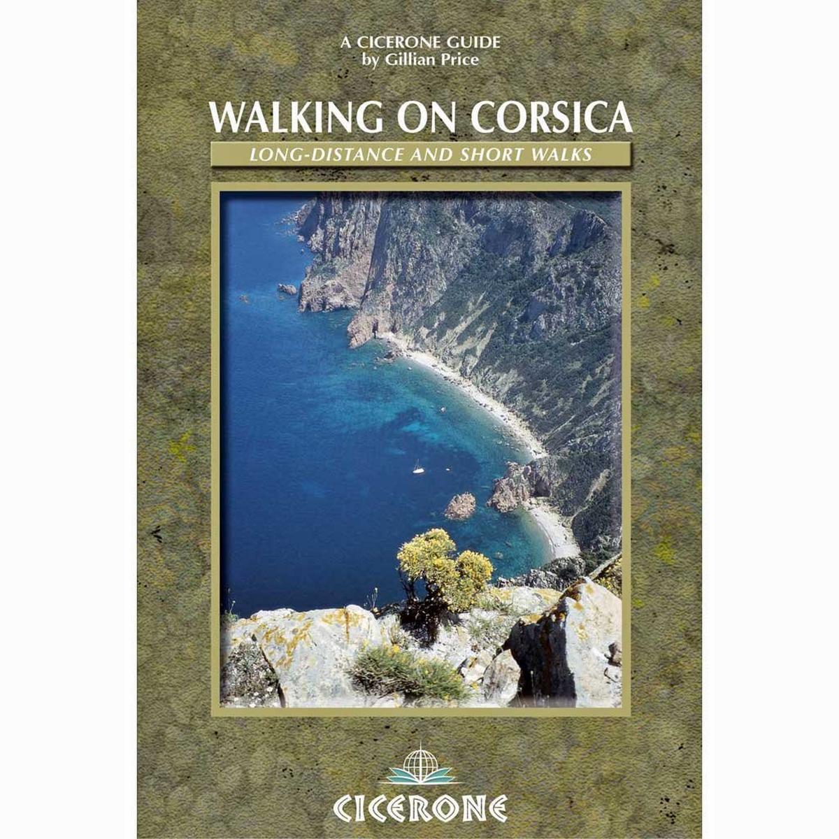 Cicerone Guide Book: Walking in Corsica