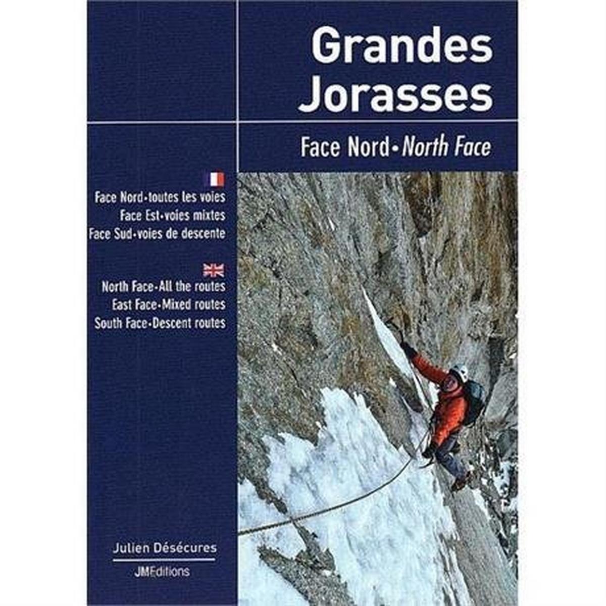 Miscellaneous Climbing Guide Book: Grandes Jorasses: North Face