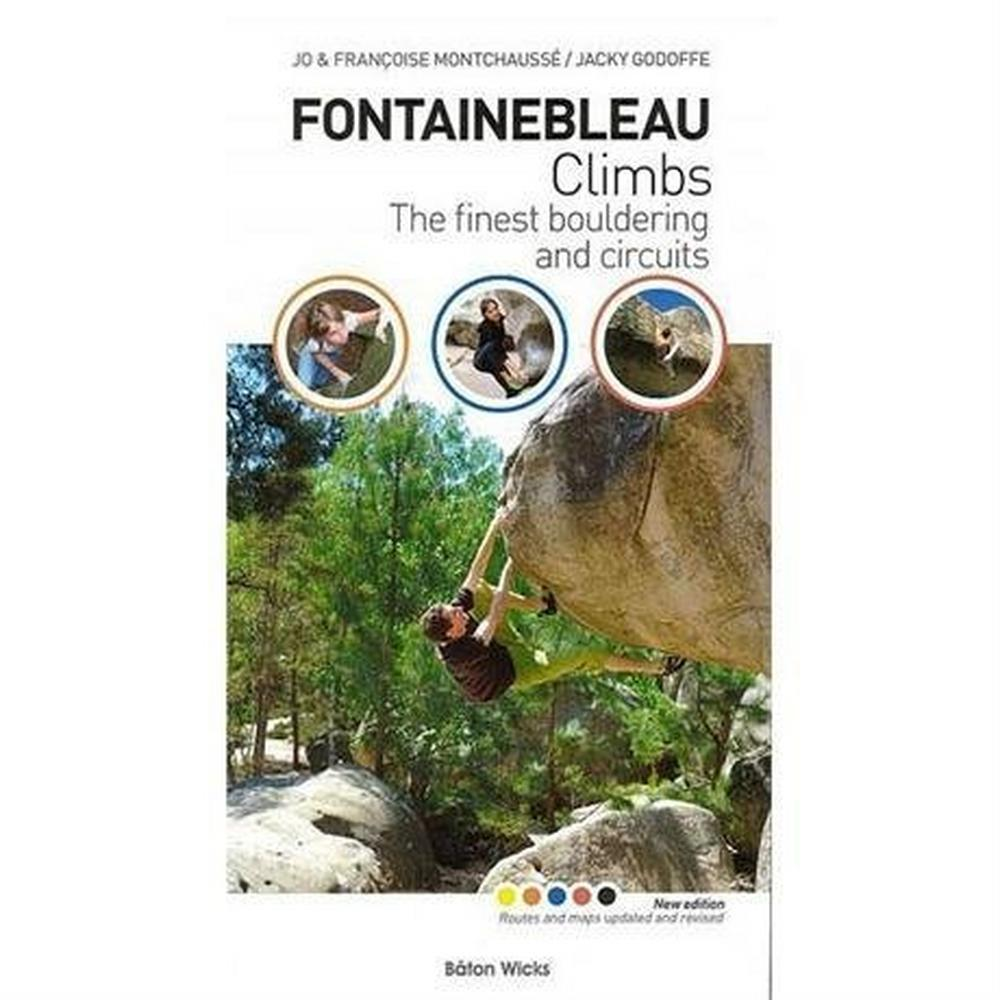 Miscellaneous Climbing Guide Book: Fontainebleau Climbs