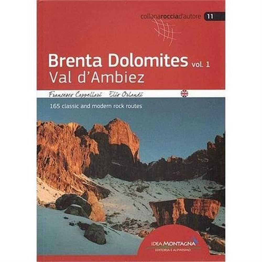 Miscellaneous Climbing Guide Book: Brenta Dolomites Vol 1 - Val d'Ambiez