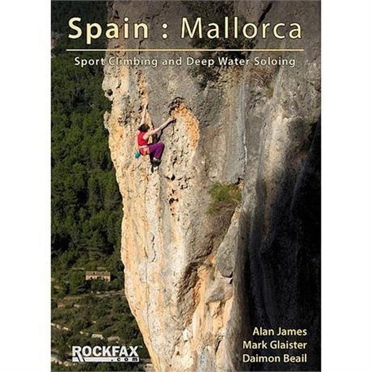 Rockfax Climbing Guide Book: Spain: Mallorca
