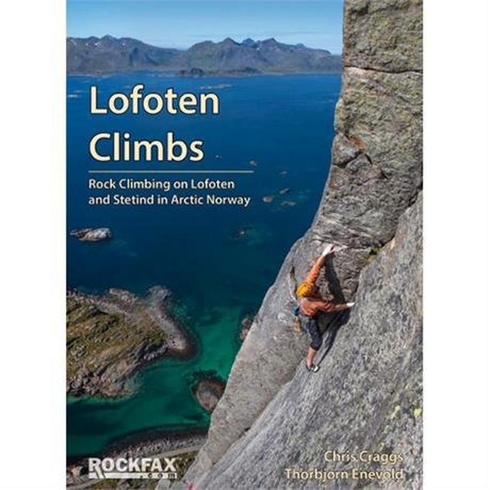 Rockfax Climbing Guide Book: Lofoten Climbs