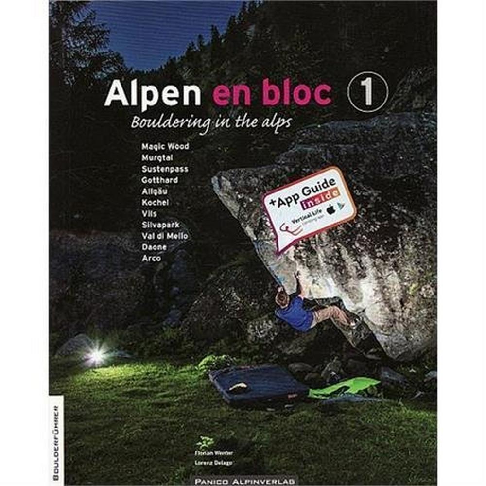 Miscellaneous Climbing Guide Book: Alpen En Bloc: Volume 1 - Bouldering in the Alps