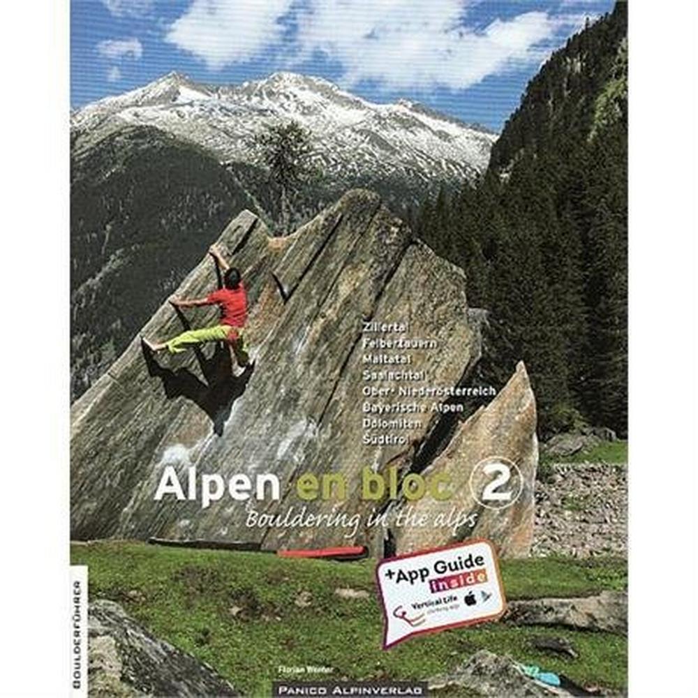 Miscellaneous Climbing Guide Book: Alpen En Bloc: Volume 2 - Bouldering in the Alps