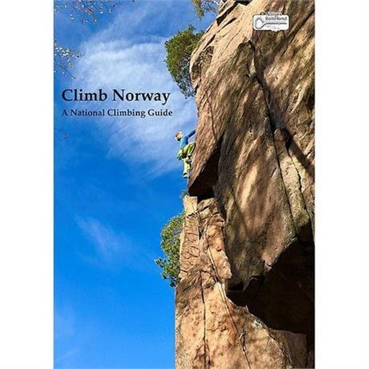 Miscellaneous Climbing Guide Book: Climb Norway - A National Climbing Guide