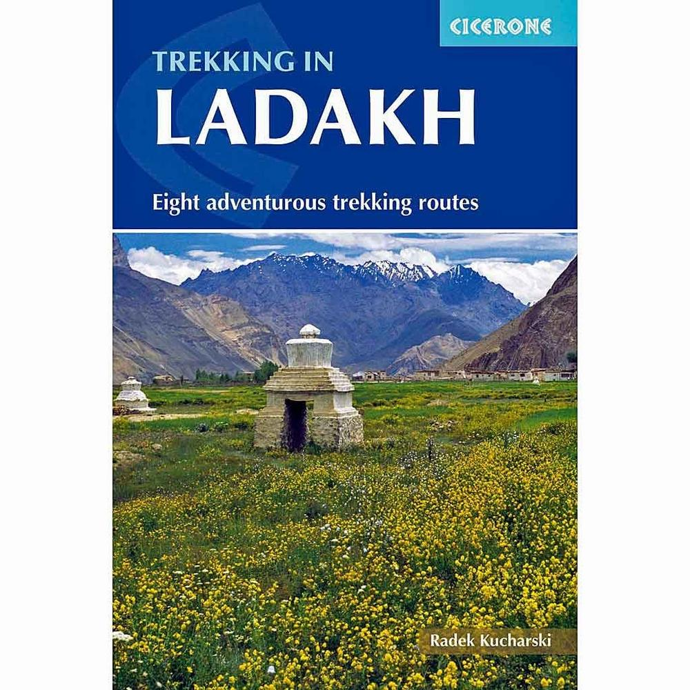 Cicerone Guide Book: Trekking in Ladakh